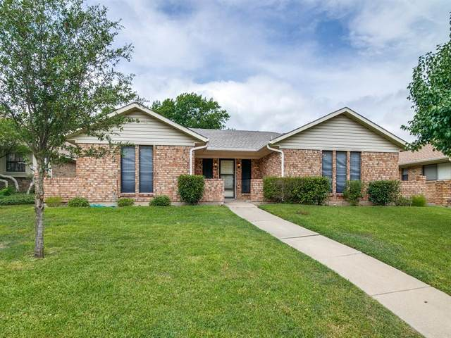 304 Kimberly Drive, Mesquite, TX 75149 (MLS #14399735) :: The Heyl Group at Keller Williams