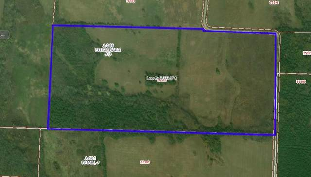 TBD County Rd 2975, Dodd City, TX 75438 (MLS #14399851) :: RE/MAX Pinnacle Group REALTORS
