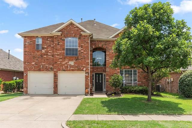 4504 Vista Meadows Drive, Fort Worth, TX 76244 (MLS #14399862) :: The Heyl Group at Keller Williams