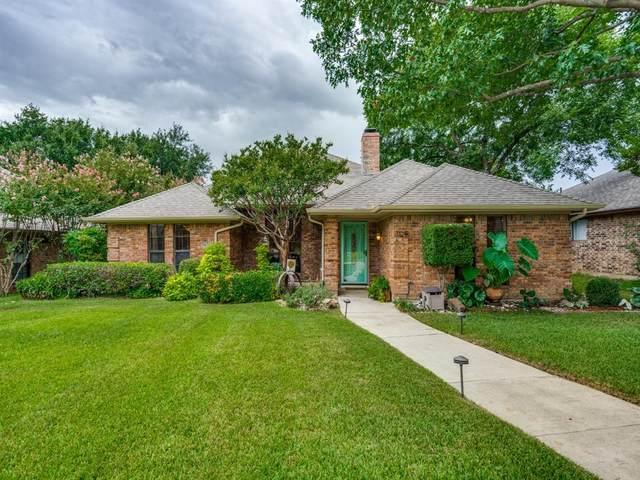 3129 Luallen Drive, Carrollton, TX 75007 (MLS #14399892) :: The Heyl Group at Keller Williams