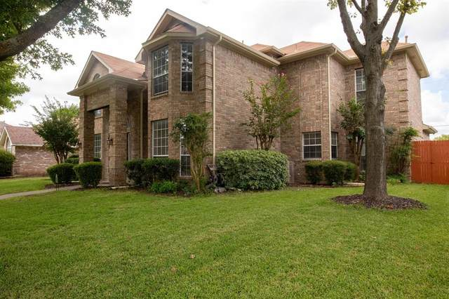 817 Bridle Drive, Desoto, TX 75115 (MLS #14399921) :: The Heyl Group at Keller Williams