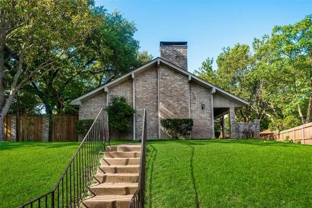 1512 Jennifer Street, Richardson, TX 75082 (MLS #14399954) :: All Cities USA Realty