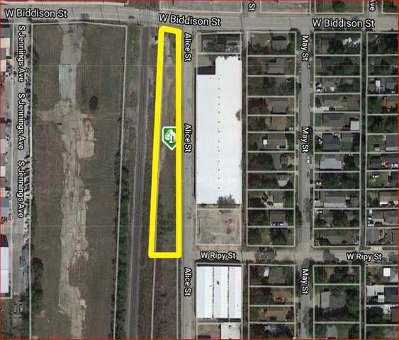 3500 Alice Street, Fort Worth, TX 76110 (MLS #14399969) :: The Kimberly Davis Group