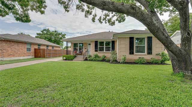 9726 Skyview Drive, Dallas, TX 75228 (MLS #14399972) :: The Chad Smith Team