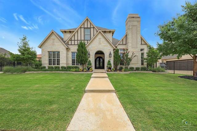 601 Cascade Springs Drive, Southlake, TX 76092 (MLS #14399996) :: The Kimberly Davis Group
