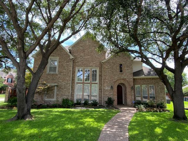 4012 Clark Parkway, Plano, TX 75093 (MLS #14400014) :: The Chad Smith Team