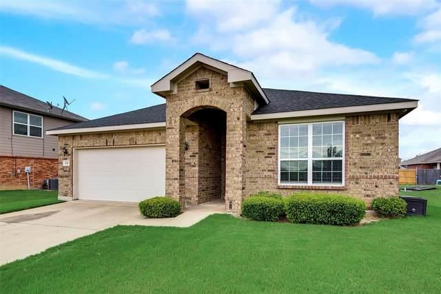 220 Rock Meadow Drive, Crowley, TX 76036 (MLS #14400031) :: The Heyl Group at Keller Williams