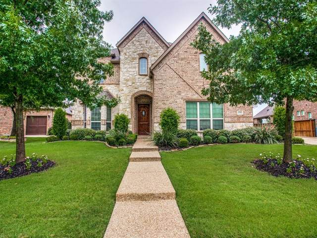 2216 Montgomerie Avenue, Trophy Club, TX 76262 (MLS #14400052) :: The Mitchell Group