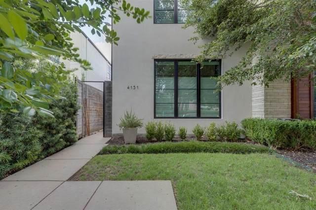 4151 Newton Avenue, Dallas, TX 75219 (MLS #14400082) :: Frankie Arthur Real Estate
