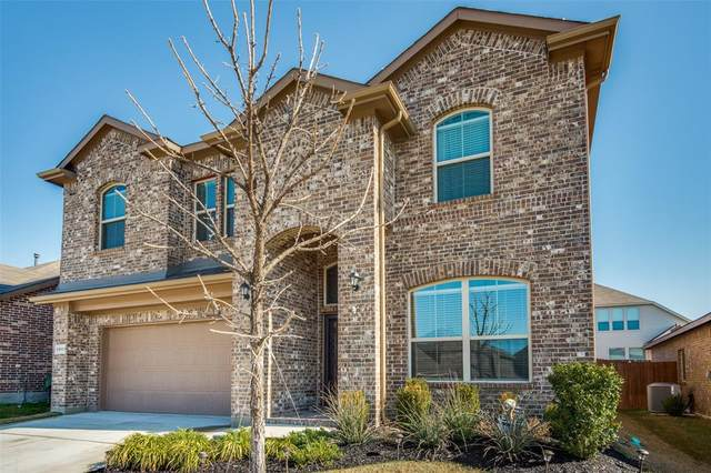 2813 Saddle Creek Drive, Fort Worth, TX 76177 (MLS #14400092) :: The Daniel Team