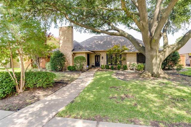 3349 Canyon Valley Trail, Plano, TX 75023 (MLS #14400110) :: Robbins Real Estate Group