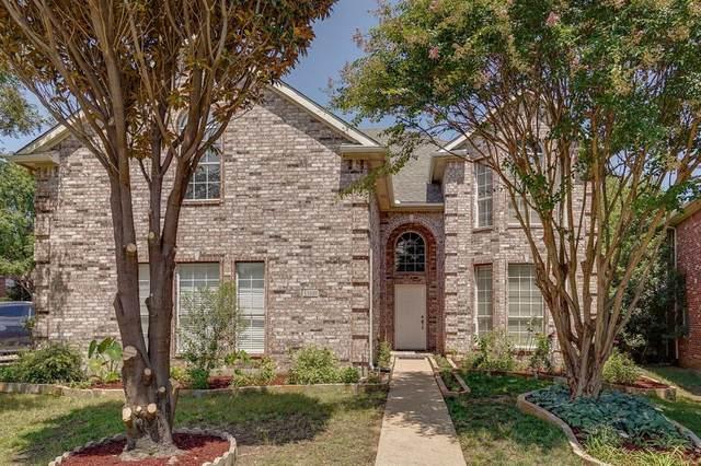3520 Castlewood Court, Flower Mound, TX 75022 (MLS #14400117) :: Frankie Arthur Real Estate