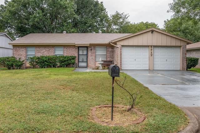 5717 Macdougall Drive, Haltom City, TX 76148 (MLS #14400123) :: North Texas Team   RE/MAX Lifestyle Property