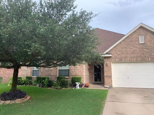 1721 Colorado Drive, Burleson, TX 76028 (MLS #14400198) :: Hargrove Realty Group
