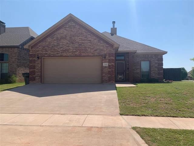7681 Florence Drive, Abilene, TX 79606 (MLS #14400212) :: Frankie Arthur Real Estate