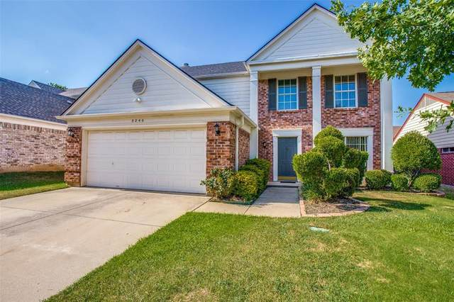 3240 Kathy Lane, Fort Worth, TX 76123 (MLS #14400218) :: The Heyl Group at Keller Williams