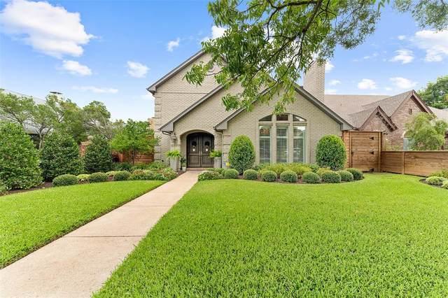 4613 Washburn Avenue, Fort Worth, TX 76107 (MLS #14400237) :: Robbins Real Estate Group