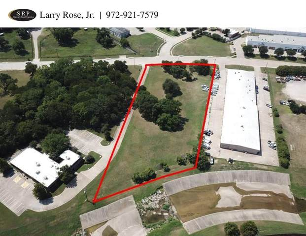 TBD Mill Street, Lewisville, TX 75057 (MLS #14400279) :: The Kimberly Davis Group