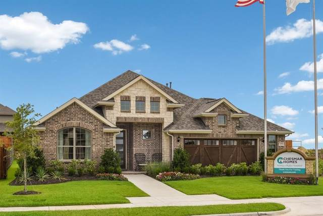 3610 Red Deer Lane, Melissa, TX 75454 (MLS #14400287) :: The Heyl Group at Keller Williams
