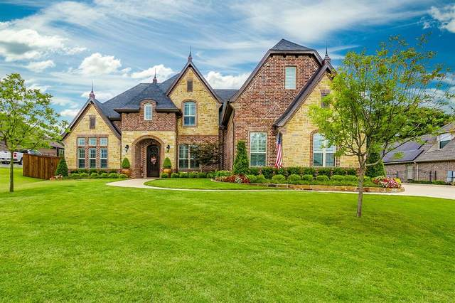617 Falls Creek Court, Burleson, TX 76028 (MLS #14400301) :: The Heyl Group at Keller Williams