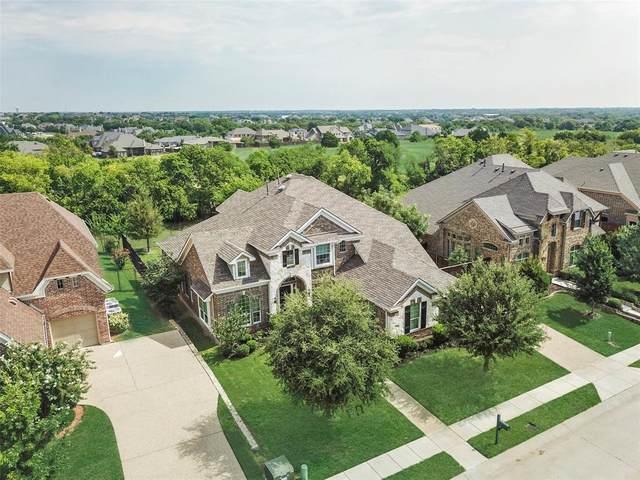 2501 Stonybrook Drive, Prosper, TX 75078 (MLS #14400319) :: Tenesha Lusk Realty Group