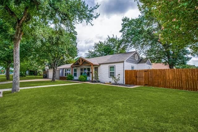 2815 Fairfield Avenue, Fort Worth, TX 76116 (MLS #14400329) :: Frankie Arthur Real Estate