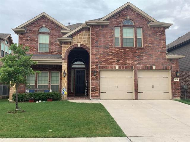 9824 Nolina Road, Fort Worth, TX 76177 (MLS #14400348) :: The Heyl Group at Keller Williams