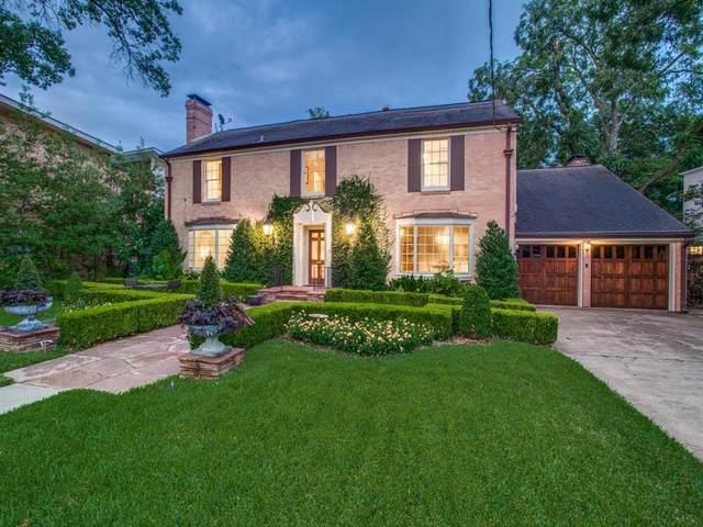5538 Waneta Drive, Dallas, TX 75209 (MLS #14400352) :: North Texas Team | RE/MAX Lifestyle Property