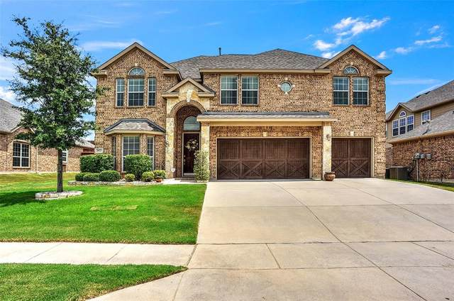 2622 Old Stables Drive, Celina, TX 75009 (MLS #14400356) :: The Kimberly Davis Group