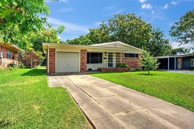415 N Holly Avenue, Sherman, TX 75092 (MLS #14400361) :: The Kimberly Davis Group