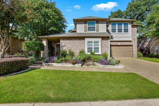 3612 Tinsdale Drive, Flower Mound, TX 75022 (MLS #14400386) :: Real Estate By Design