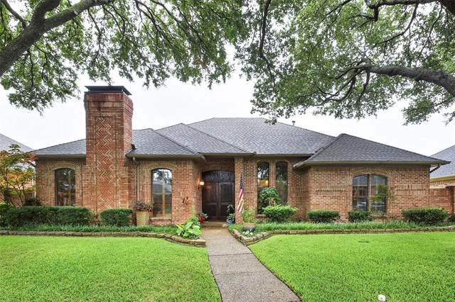 6716 Summer Meadow Lane, Dallas, TX 75252 (MLS #14400411) :: The Chad Smith Team