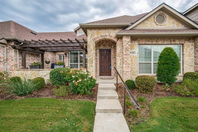 3075 Willow Grove Boulevard #3202, Mckinney, TX 75070 (MLS #14400413) :: NewHomePrograms.com LLC