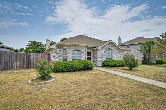 10409 Holly Grove Drive, Fort Worth, TX 76108 (MLS #14400417) :: Team Tiller