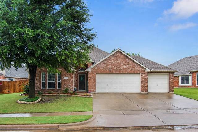 10401 Vintage Drive, Fort Worth, TX 76244 (MLS #14400418) :: The Heyl Group at Keller Williams