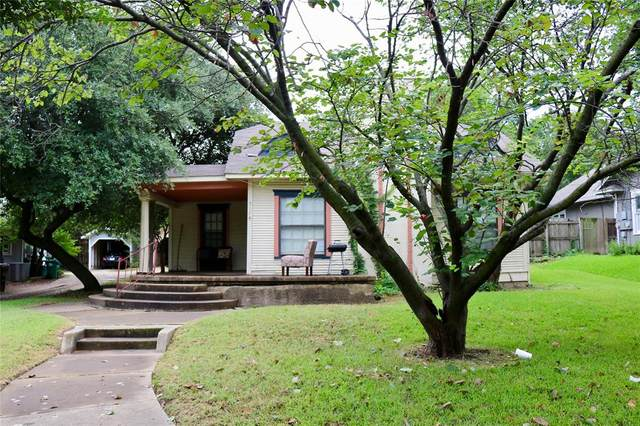 517 W Parkway Street, Denton, TX 76201 (MLS #14400450) :: The Mauelshagen Group