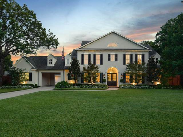4222 Valley Ridge Road, Dallas, TX 75220 (MLS #14400477) :: The Kimberly Davis Group