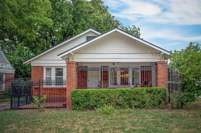 1400 Montgomery Street, Fort Worth, TX 76107 (MLS #14400499) :: Potts Realty Group