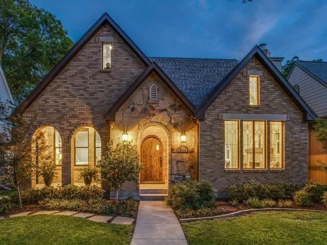 5434 Ridgedale Avenue, Dallas, TX 75206 (MLS #14400503) :: North Texas Team | RE/MAX Lifestyle Property