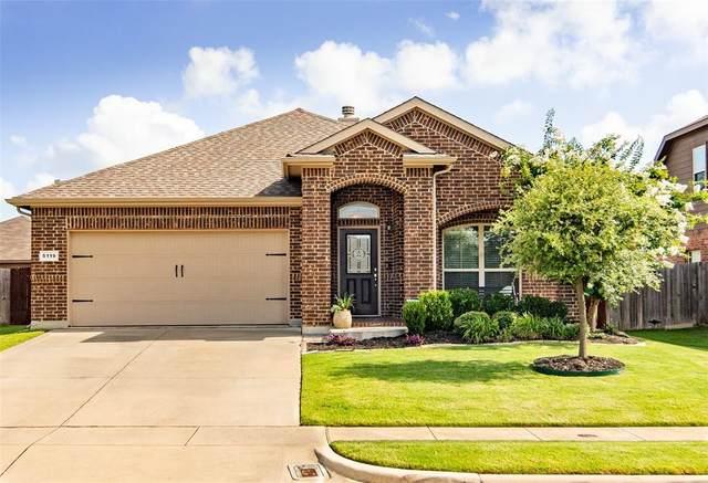 5119 Meadow Lane, Krum, TX 76249 (MLS #14400531) :: The Heyl Group at Keller Williams