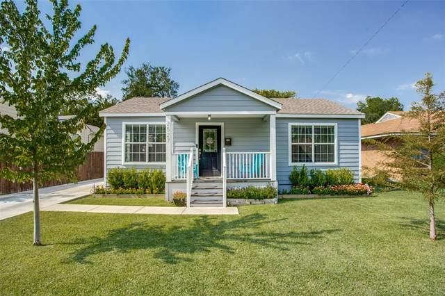 2527 Searcy Drive, Dallas, TX 75211 (MLS #14400553) :: Trinity Premier Properties