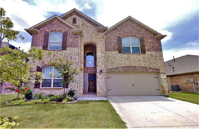 1333 Crossvine Drive, Anna, TX 75409 (MLS #14400565) :: The Heyl Group at Keller Williams