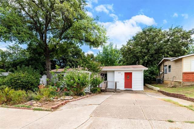 6408 Ramey Avenue, Fort Worth, TX 76112 (MLS #14400618) :: The Heyl Group at Keller Williams