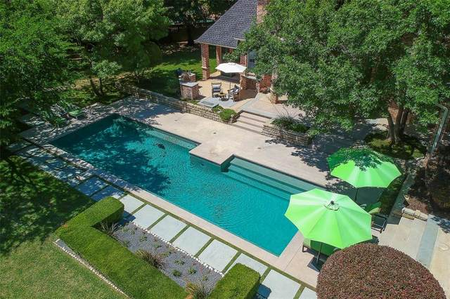 200 Brookview Court, Southlake, TX 76092 (MLS #14400622) :: The Mitchell Group