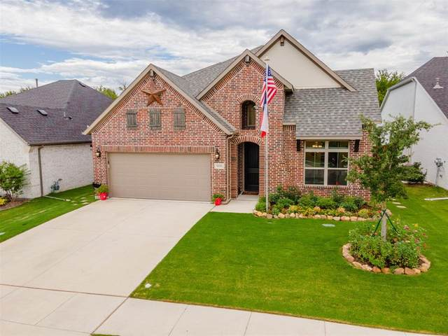 5253 Gaucho Trail, Fort Worth, TX 76126 (MLS #14400631) :: The Heyl Group at Keller Williams