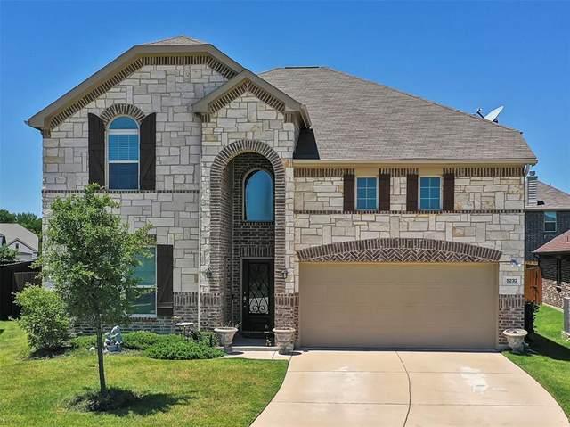5232 Texana Drive, Frisco, TX 75036 (MLS #14400658) :: The Mitchell Group