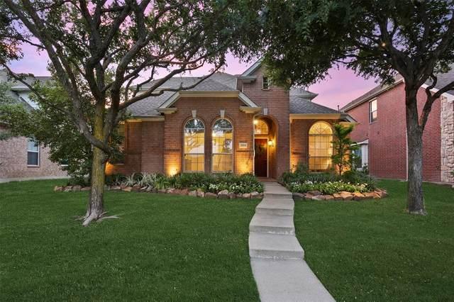2814 Del Largo Way, Frisco, TX 75033 (MLS #14400659) :: North Texas Team | RE/MAX Lifestyle Property