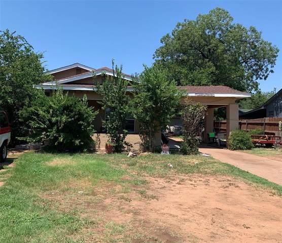 1810 Sandefer Street, Abilene, TX 79603 (MLS #14400720) :: Real Estate By Design