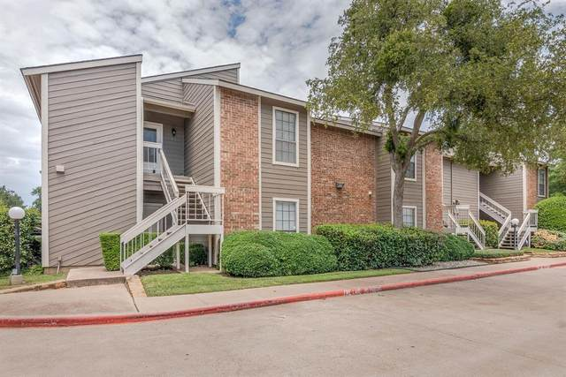 1101 Quail Valley Lane #211, Arlington, TX 76011 (MLS #14400829) :: Results Property Group