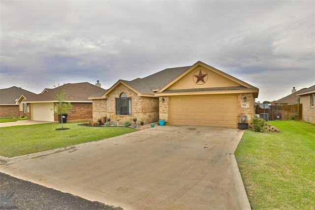 350 Miss Ellie Lane, Abilene, TX 79602 (MLS #14400840) :: Frankie Arthur Real Estate